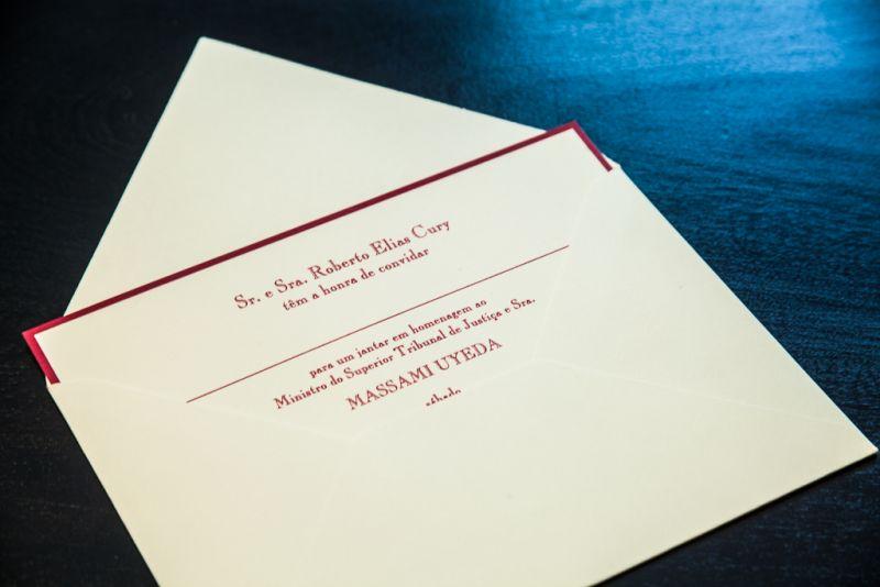 Convites de Casamento - 009