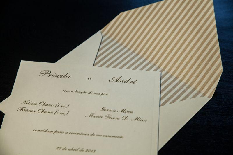 Convites de Casamento - 093