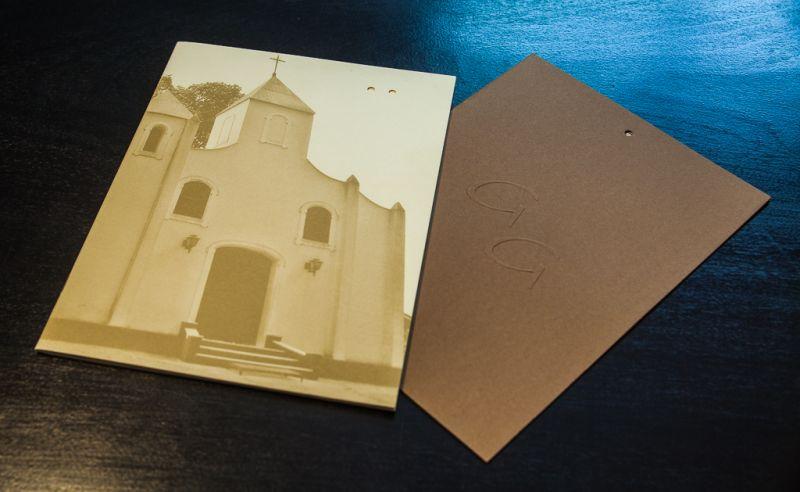 Convites de Casamento - Missal