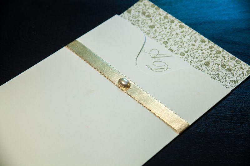 Convites de Casamento - 013 AD