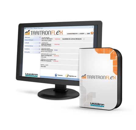 Software de Tarifação Taritron Flex - Leucotron