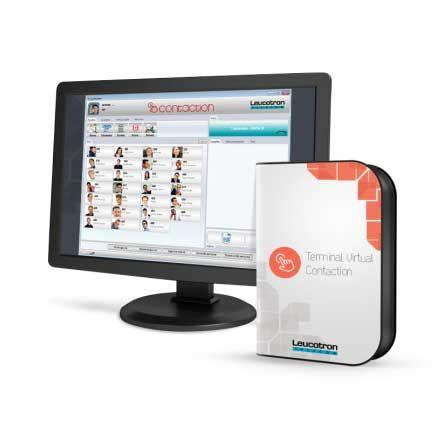 Terminal Virtual Contaction - Leucotron