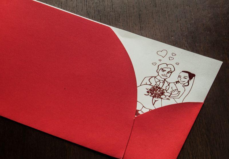 Convites de Casamento - 246