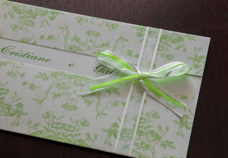 Convites de Casamento - 106