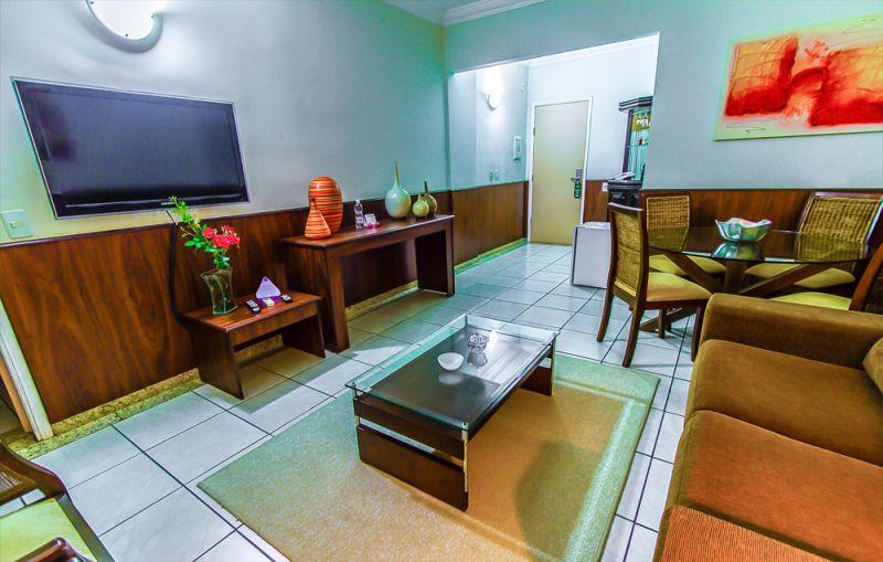 Hotel Dan Inn Araraquara - Apartamento Suite Presidencial