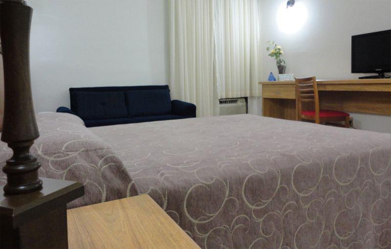 Hotel Dan Inn Araraquara - Apartamento Apartamento Super Luxo