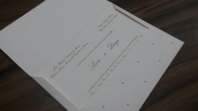 Convites de Casamento - 253