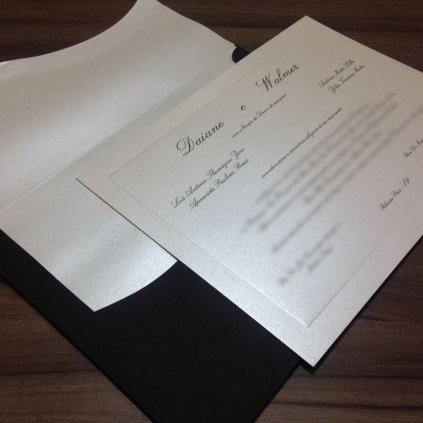 Convites de Casamento - 154