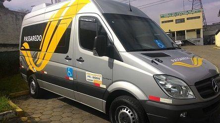 Van - Locação de van vans