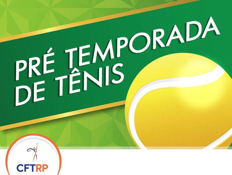 Pré Temporada de Tênis 2017