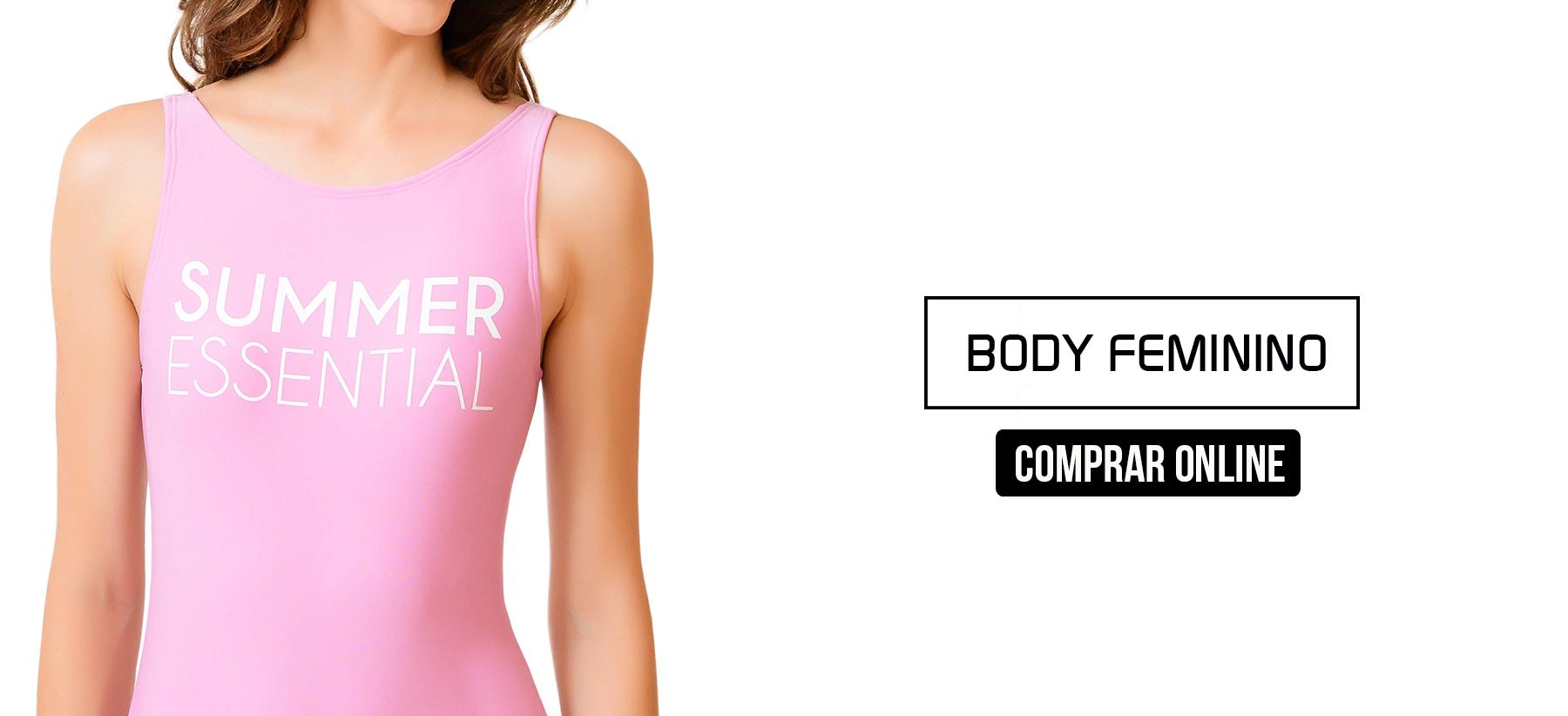 Comprar Body feminino