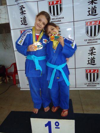 Maria Eduarda e Sophia