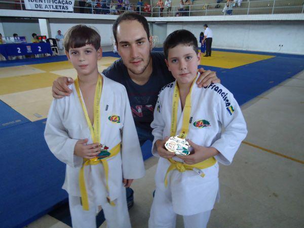 Gustavo Bandini, Sensei Gustavo e Guilherme