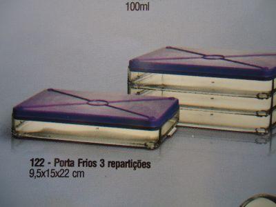 Porta Frios 3 Reparticao 290 Ml