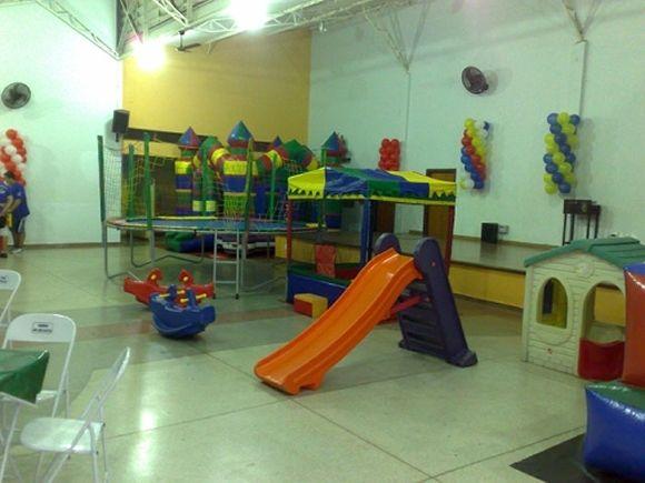 Locação de Brinquedos para festa infantil - kit promocional