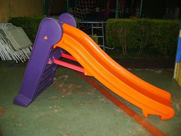 Locação de Brinquedos para festa infantil - escorregador grande