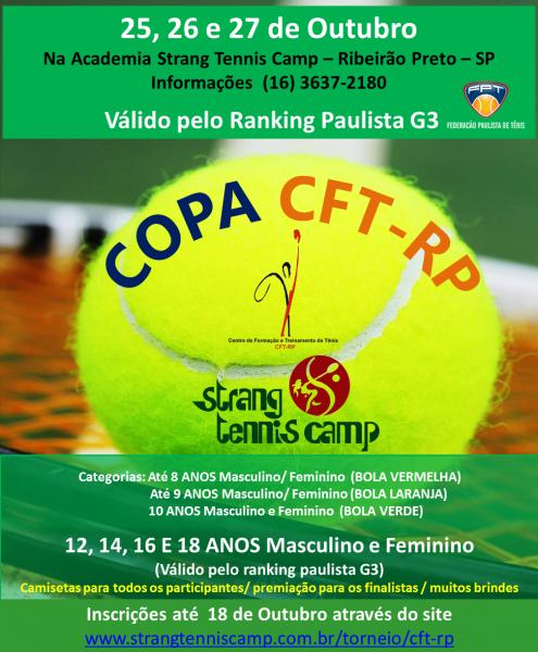 Copa CFT-RP Strang Tennis Camp