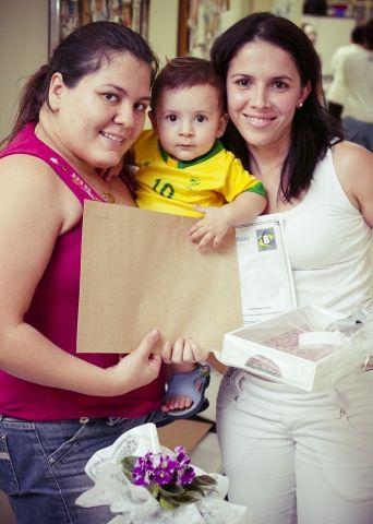 Evento no Banco de Leite em Ribeirão Preto