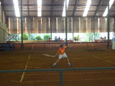 Festival Interno de Tênis - CFTRP