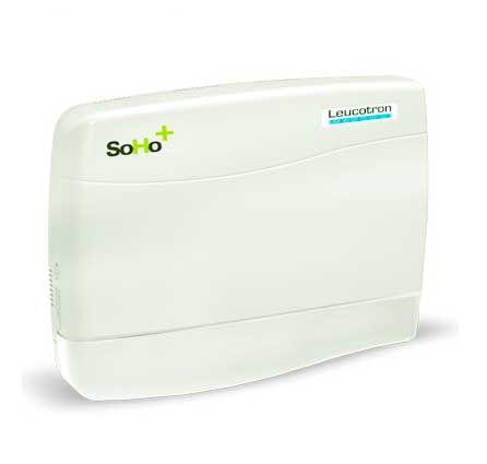 Micro PABX Central Telefônica SoHo+ - Leucotron