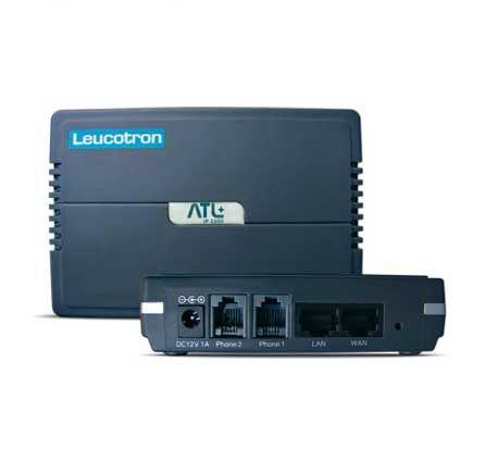 Adaptador de telefone analógico ATL+ - Leucotron