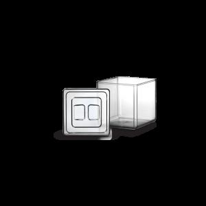Pote Quadrado 5 Lts - Pote Quadrado