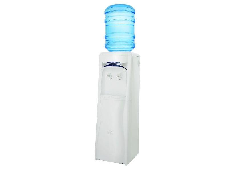 Bebedouro Coluna Masterfrio - Icy (Branco/Branco)