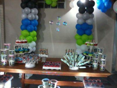 Buffet para Festa em Domicílio