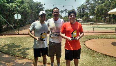 RANKING INTERNO - 4ª ETAPA STRANG TENNIS CAMP