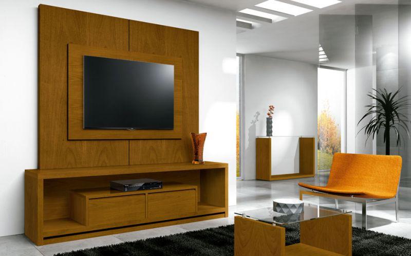 Home e Racks - Rack Studio II e Painel Treviso