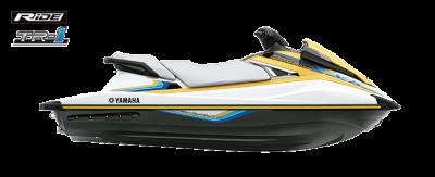 YAMAHA VX - 2016 MAIS LEVE COM O NOVO MOTOR TR-1.