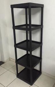 Prateleira Modular 5 níveis quadrado (Lançamento)