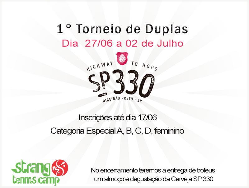 TORNEIO DE DUPLAS SP 330