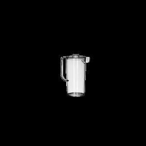 Jarra  Moderna em  Cristal 2 litro