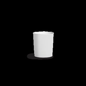 Lixeira Escritório lisa redonda 12 litros