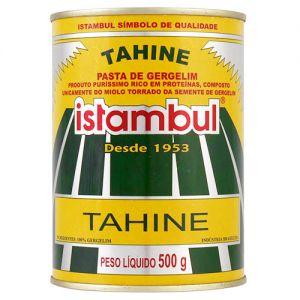 Pasta de Gergelim Tahine Istambul 500g