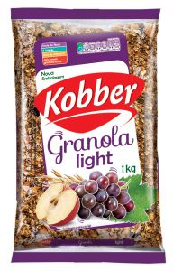 Granola Kobber Light Frutas 1kg
