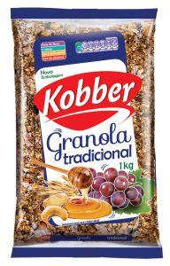 Granola Kobber Tradicional 1kg
