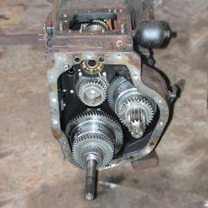 Transmissão puma 205
