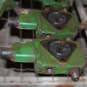 Comando hidraulico