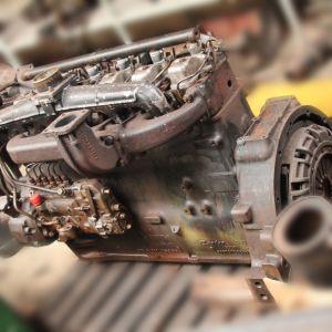 Motor 128 - Valmet