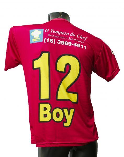Camiseta Gola Redonda -  2