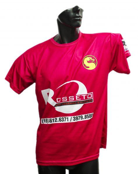 Camiseta Gola Redonda