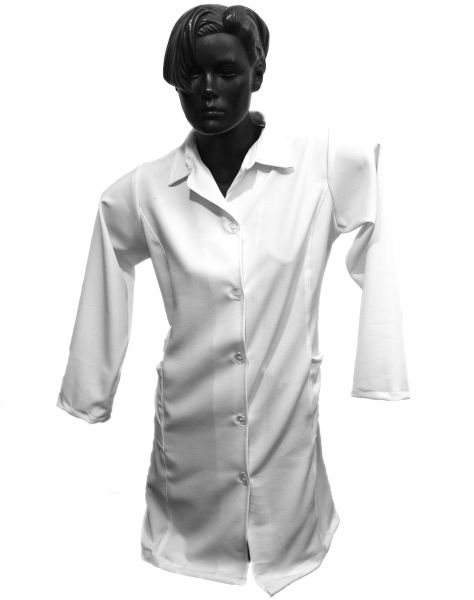Jaleco Branco -  1