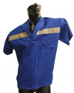 Camisa Operacional Manga Curta Gola Italiana