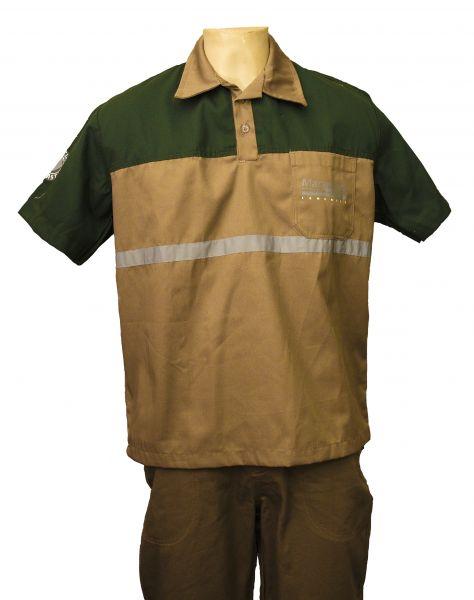 Camisa Operacional Manga Curta Polo -  1