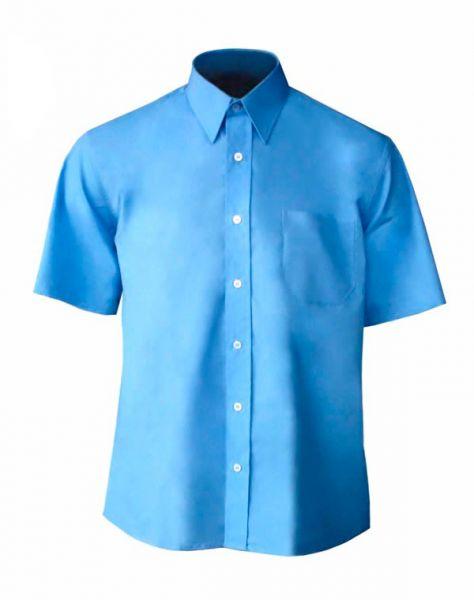 Camisa Social Manga Curta -  2