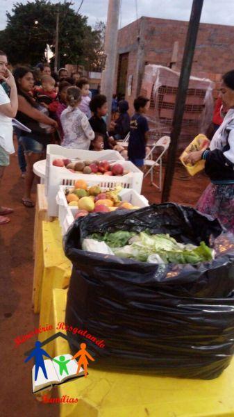 Saciando a Fome Jard. Juliana -          03 08 2017