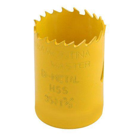 Serra Copo Bi Metalica Aço Rápido 1 3/8 35mm