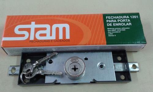 Fechadura 1201 Para Porta de Enrolar Stam